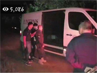 El PCC toma el control y siembra  pánico en la cárcel de Encarnación