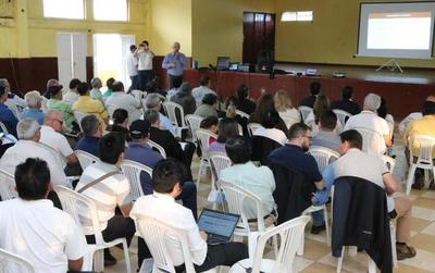 Consulta pública sobre proyecto de agua potable y saneamiento en Franco