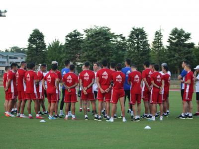 La selección paraguaya apunta a Jordania