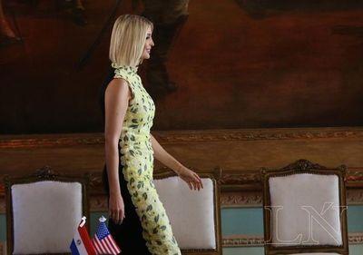Empoderar a la mujer es el camino, según Ivanka Trump