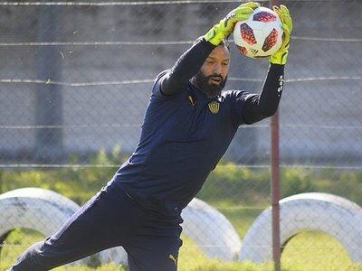 Éver Caballero o Diego Barreto para la Copa Paraguay