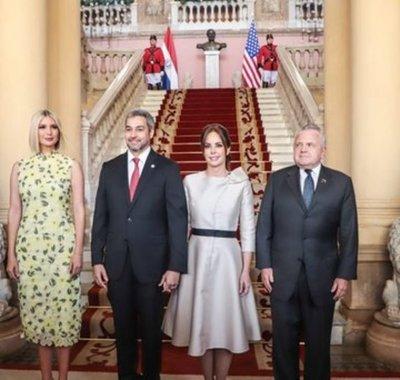 Jefe de Estado valora apoyo de EEUU para fortalecer el empoderamiento de paraguayas
