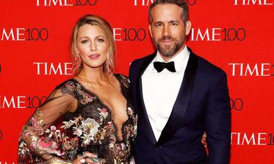 Blake Lively y Ryan Reynolds donaron 2 millones de dólares a fundaciones de niños inmigrantes