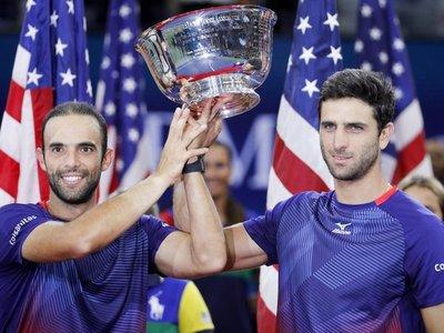 Cabal y Farah ponen a Colombia en lo más alto del tenis mundial