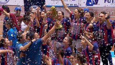 Cerro Porteño vence a Sport Colonial y se consagra campeón