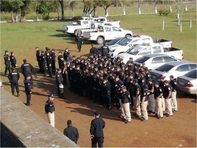 MJ y Policía intervienen Cereso e incautan puñales, móviles y drogas