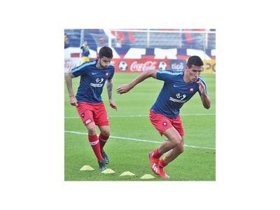 Marcos Cáceres está listo para reaparecer