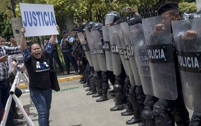 La ONU denuncia arrestos arbitrarios en  Nicaragua