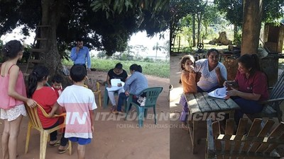 GRAL. DELGADO: 109 FAMILIAS SE ANEXAN A TEKOPORÃ