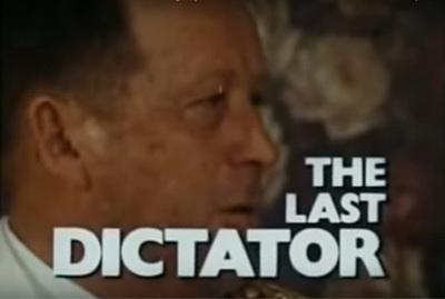 Documental británico sobre dictadura stronista este lunes en La Manzana