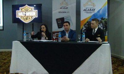 HOTEL CASINO ACARAY LANZA SU SORTEO DE ANIVERSARIO «HARLEY ACARAY ROUTE»