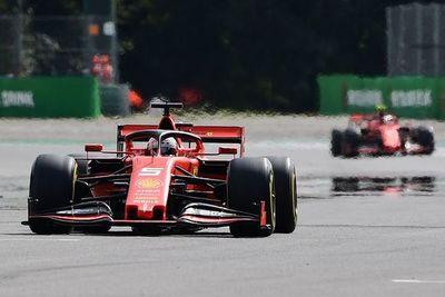 Leclerc logra la pole en Italia