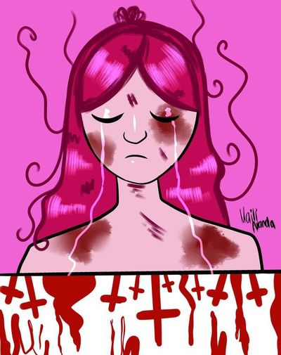 Violencia contra la mujer, la plaga que se expande sin pena ni remordimientos