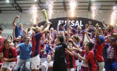 HOY / Definitivamente, el Futsal es de Cerro en masculino como femenino