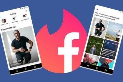 """Facebook lanza """"Dating"""", la competencia de Tinder"""