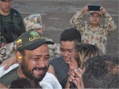 Rescatan a un paraguayo-libanés secuestrado en Colombia