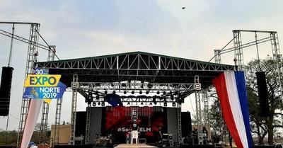Expo Fest promete una noche inolvidable