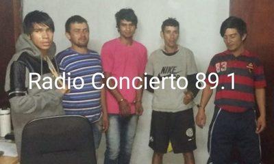 Tras allanamiento detienen delincuentes en Hernandarias