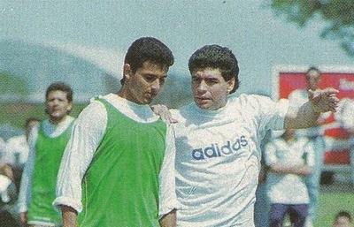 HOY / De Mandiyú a Gimnasia: el insólito camino de Maradona como entrenador