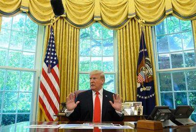 Después de Kim, los talibanes: Trump siempre listo a pactar con el enemigo