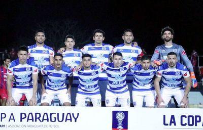 Semana de octavos de Copa Paraguay