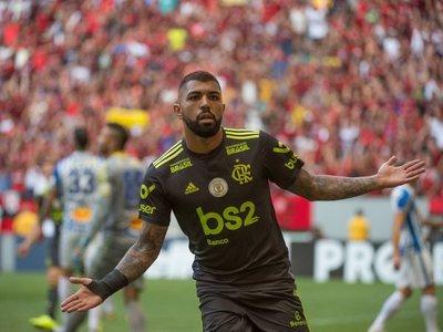 Flamengo, en lo más alto