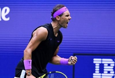 Nadal gana su Grand Slam número 19