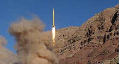 Anuncian que fuerzas iraníes lanzaron cohetes desde Siria contra Israel