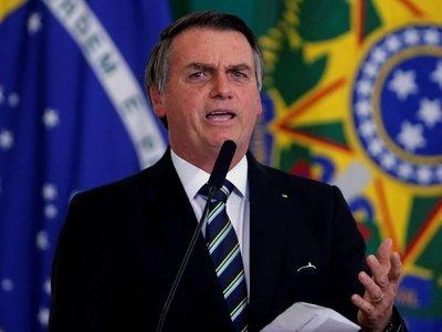 Bolsonaro despierta bien dispuesto y se entretiene con El Chavo del 8