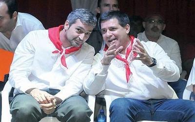 Abdo y Cartes se verían las caras en el aniversario de la ANR