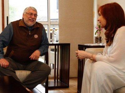 Lugo y Cristina Kirchner se reunieron el fin de semana