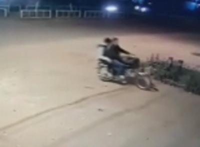 Concepción: Ladrones de motos siguen haciendo de las suyas
