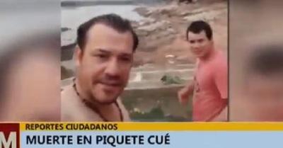 Hombre muere ahogado en desafío por un pack de cervezas