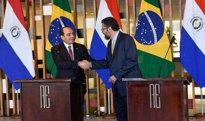 Paraguay y Brasil apuestan a la integración física y acuerdos para la complementariedad económica