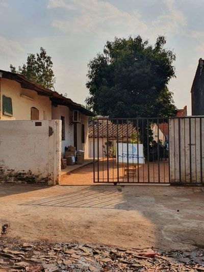 Sucursal Lambaré del Correo paraguayo funciona en casa particular