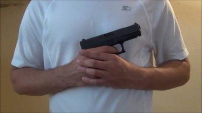 """HOY / Niño recibe disparo de arma de fuego en el abdomen, autor dice: """"fue accidental"""""""