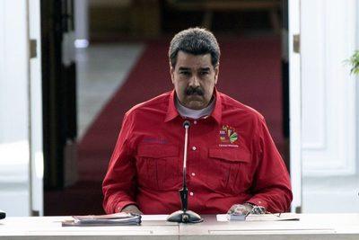 Maduro recibe ayuda del Banco de España