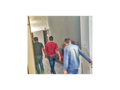 Fiscal libera a dos  militares y dos civiles  detenidos por  caso de intento de asalto