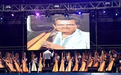 XII Festival Mundial del Arpa ofrecerá seis días de música