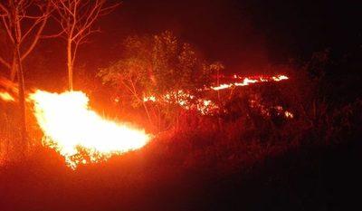 60 hectáreas consumidas en Tati Yupi