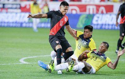 Perú quiere vengarse de Brasil