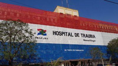"""Inversiones ininterrumpidas"" para equipar el Hospital del Trauma"