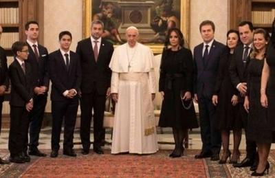 HOY / Abdo visitará por segunda vez al papa Francisco