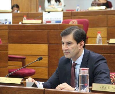 Silvio Ovelar no descarta candidato de consenso para la Junta de Gobierno