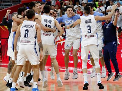 Argentina es semifinalista del Mundial de básquet