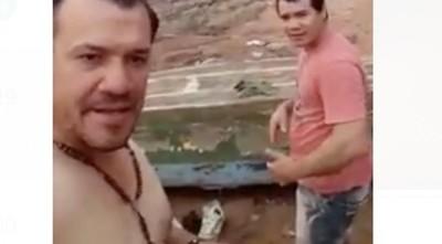 Apuesta mortal: Hombre que grabó video puede ser imputado por homicidio culposo