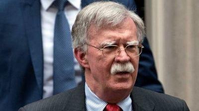 Trump despide a John Bolton, su asesor de Seguridad Nacional