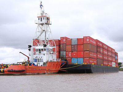 Comercio exterior registra este agosto reducción de 8,4% en comparación al 2018
