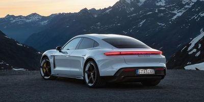 Porsche: llega el primer vehículo 100% eléctrico de la marca, el Taycan Mission E