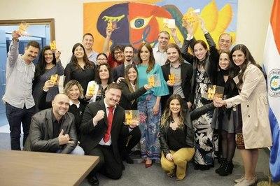 Realizan el lanzamiento del primer mercado de Industrias Creativas del Paraguay: CREA+PY